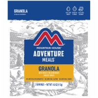 Mountain House Adventure Meals Freeze Dried Camping Meal - Granola with Milk & Blueberries