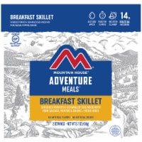 Mountain House Adventure Meals Freeze Dried Camping Meal - Breakfast Skillet