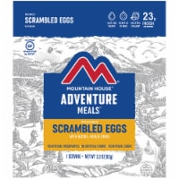 Mountain House Adventure Meals Freeze Dried Camping Meal - Scrambled Eggs with Bacon