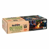 Duraflame Outdoor Stackable Crackling Firelogs - 3 Pack