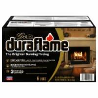 Duraflame Gold Firelogs - 6 Pack