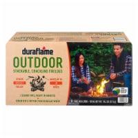 Duraflame OUTDOOR Stackable Firelogs - 6 ct / 3.21 lb