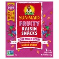 Sun-Maid Mixed Berry Sour Raisin Snacks
