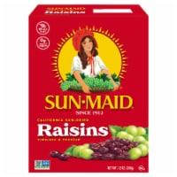 Sun-Maid California Sun-Dried Raisins - 12 oz