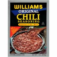 Williams Original Chili Seasoning - 1 oz