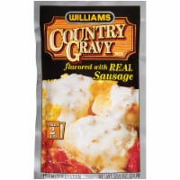 Williams Sausage Country Gravy Mix