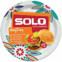 Solo Heavy Duty 10-Inch Paper Plates