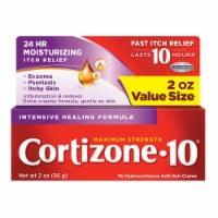 Cortizone 10 Intensive Healing Formula Hydrocortisone Anti-Itch Creme