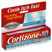 Cortizone 10 Maximum Strength Cooling Relief Anti-Itch Gel