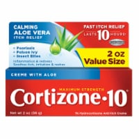 Cortizone 10 Maximum Strength Creme with Healing Aloe