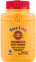 Gold Bond Original Strength Triple Action Relief Body Powder