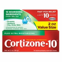 Cortizone 10 Plus Maximum Strength Ultra Moisturizing Creme