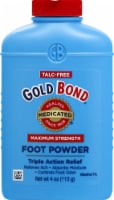 Gold Bond Medicated Maximum Strength Foot Powder