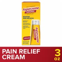 Aspercreme Odor Free Therapy Pain Relieving Creme with Aloe