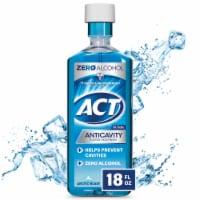 ACT Anticavity Arctic Blast Flouride Mouthwash