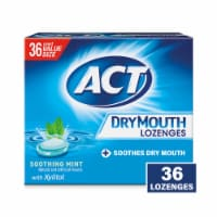 ACT Dry Mouth Xylitol Lozenges
