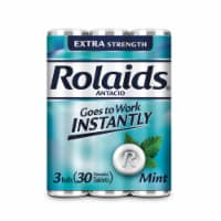 Rolaids Extra Strength Antacid Mint Chewable Tablets