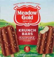 Meadow Gold® Krunch Ice Cream Bars - 6 ct / 3 fl oz