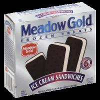 Meadow Gold Vanilla Ice Cream Sandwiches