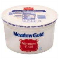 Meadow Gold Chocolate Pail Ice Cream - 1 gal