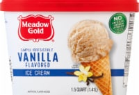 Meadow Gold Vanilla Ice Cream