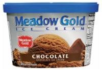 Meadow Gold Chocolate Ice Cream - 48 fl oz