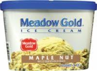 Meadow Gold Maple Nut Ice Cream - 1.5 qt