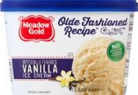 Meadow Gold Olde Fashioned Recipe Vanilla Ice Cream - 48 fl oz
