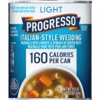 Progresso Light Italian-Style Wedding Soup - 18.5 oz