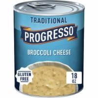 Progresso Traditional Broccoli Cheese Soup - 18 oz