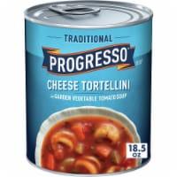 Progresso Traditional Cheese Tortellini in Garden Vegetable Tomato Soup - 18.5 oz
