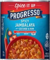 Progresso Spicy Jambalaya Soup with Sausage & Ham - 18.5 oz
