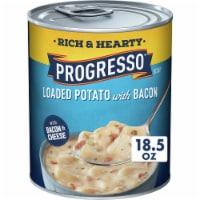 Progresso Rich & Hearty Loaded Potato with Bacon Soup - 18.5 oz