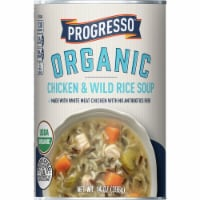 Progresso Organic Chicken & Wild Rice Soup