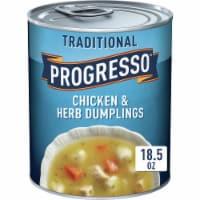 Progresso Traditional Chicken & Herb Dumplings Soup