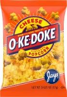 O-Ke-Doke Cheese Flavored Popcorn - 0.63 oz