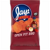 Jays Ridges Open Pit BBQ Flavored Potato Chips - 1.25 oz