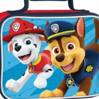 Paw Patrol 810956 Patrol Chase & Marshall Thermos Insulated Lunch Box - 1