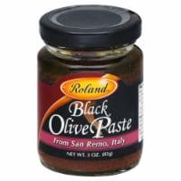 Roland Black Olive Paste - 3 Oz
