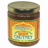 Roland Organic Major Grey's Mango Chutney - 17 oz
