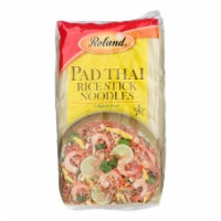 Roland Products Noodles - Rice Stick - Pad Thai - 14 oz - Pack of 3 - Case of 3 - 14 OZ each