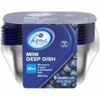 Kroger® Mini Deep Dish Containers & Lids