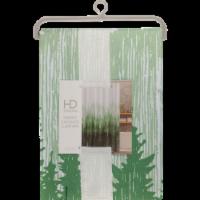 HD Designs® Pinehill Fabric Shower Curtain