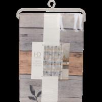 HD Designs® Underwood Fabric Shower Curtain