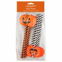 Holiday Home™ Halloween Paper Straws