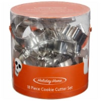 Holiday Home® Halloween Cookie Cutter Set