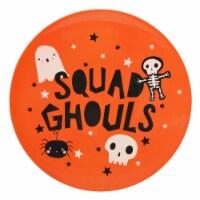 Holiday Home® Halloween Squad Ghouls Serving Platter - Orange/Black