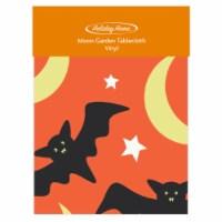 Holiday Home® Moon Garden Vinyl Tablecloth - Bats