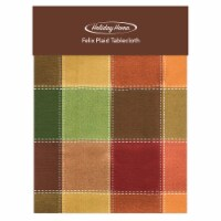 Holiday Home® Felix Plaid Tablecloth - Autumn Check