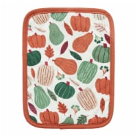 Holiday Home® Pumpkin Print Pot Holder